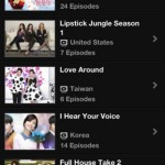 Viki for iPhone 3