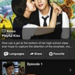 Viki for iPhone 4