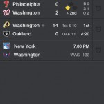 Yahoo! Sportacular Pro for iPhone 3