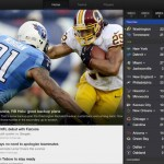 Yahoo! Sports for iPad 1