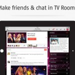 Zeebox for iPad 4