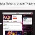 Zeebox for iPad 4