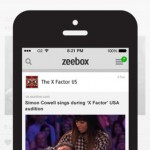 Zeebox for iPhone 2