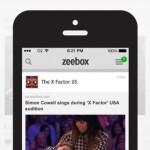 Zeebox for iPhone 2