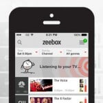 Zeebox for iPhone 5
