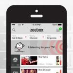 Zeebox for iPhone 5