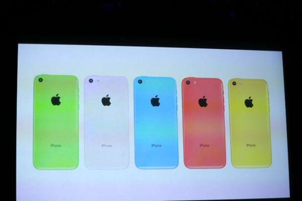 on tue september 10th 2013 iphone 5c iphone 5c colorsIphone 5c Colors Blue