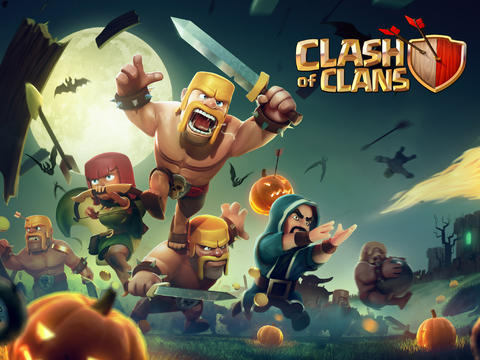 Super Play Clash of Clans Game Online KO71
