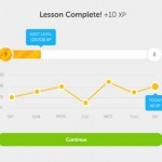 Duolingo for iPad 5
