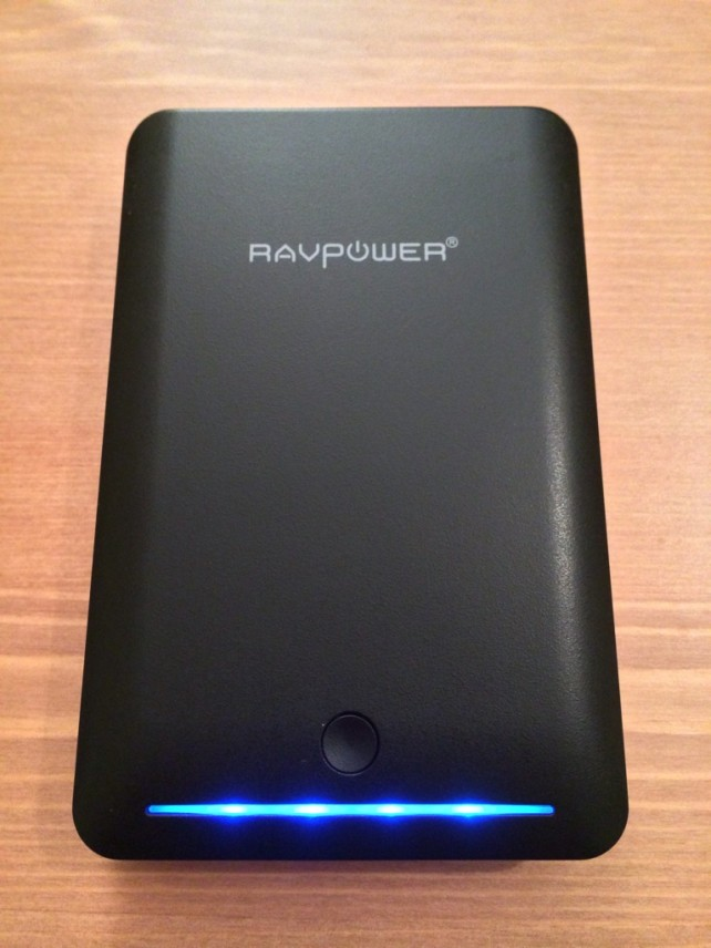 RAVPower 14000mAh External battery charger, power bank