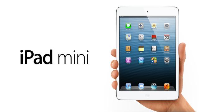Další zprávy o opožděném vydání iPadu mini 2 s Retina displejem