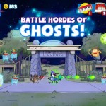 Ghost Toasters - Regular Show for iPad 1