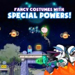 Ghost Toasters - Regular Show for iPad 3