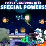 Ghost Toasters - Regular Show for iPhone 3