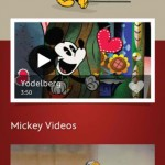 Mickey Video for iPhone 2
