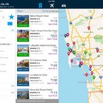 Orbitz for iPad 1