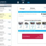 Orbitz for iPad 5