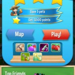 Pet Rescue Saga for iPhone 4