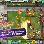 Plants Vs. Zombies 2 for iPad 4