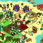 Smurfs' Village for iPad 1