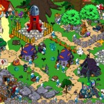 Smurfs' Village for iPad 5