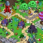 Smurfs' Village for iPhone 5