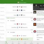 The Football App for iPad 2