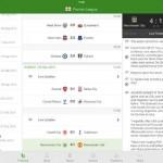 The Football App for iPad 3