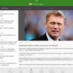 The Football App for iPad 5