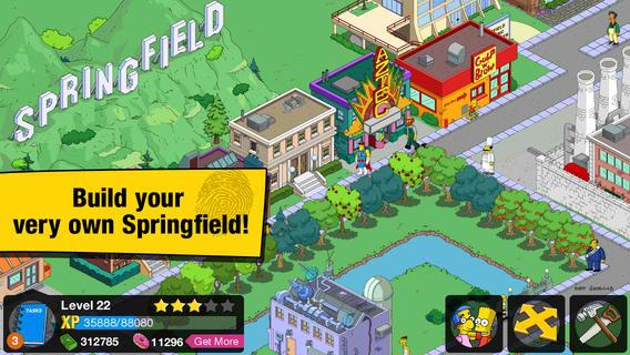 Los Simpson™: Springfield v4.11.1 APK (DINERO Y DONAS ILIMITADAS