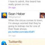 Twitterrific for Twitter 1