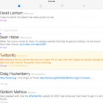 Twitterrific for iPad 1