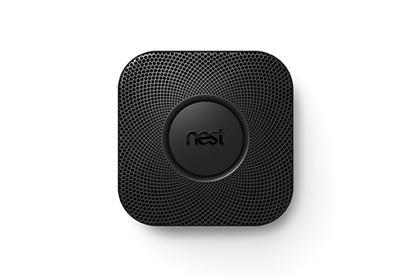 The black version of the Protect will only be available through the Nest site.