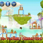 Angry Birds Star Wars II for iPad 3