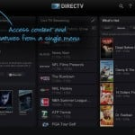 DirecTV App for iPad 1