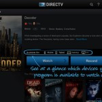 DirecTV App for iPad 2