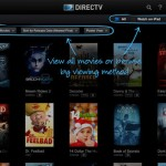 DirecTV App for iPad 3