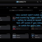 DirecTV App for iPad 5