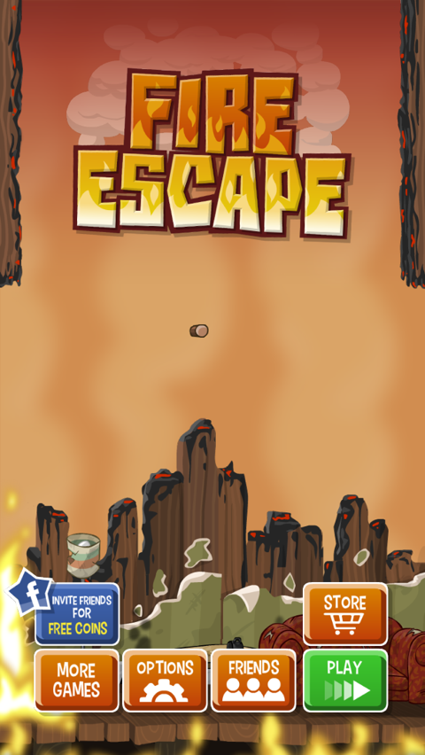 It's Disco Inferno: How High Can You Get In Fire Escape For iOS?