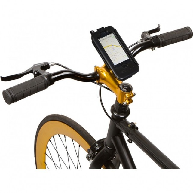 Bike2Power Launches Waterproof Smart Mount For iPhone 5s