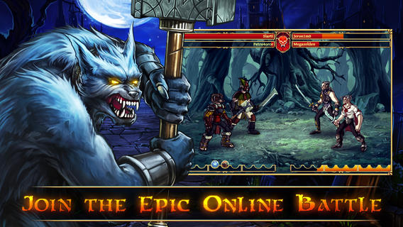 vampire vs werewolf online game