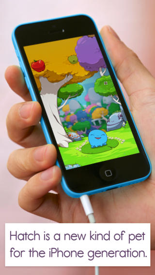 Week-Old Virtual Pet Fugu App Hatch Gains Lots With First Ever Update