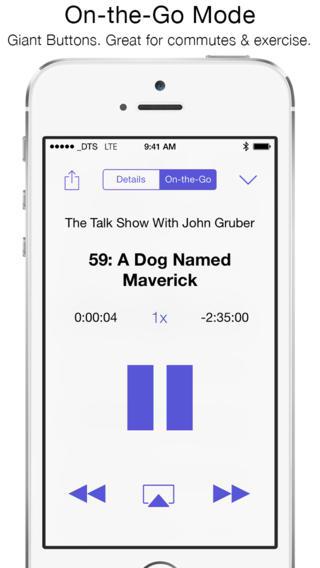 Pod Wrangler's First Major Update Makes For Easy On-The-Go Podcast Listening