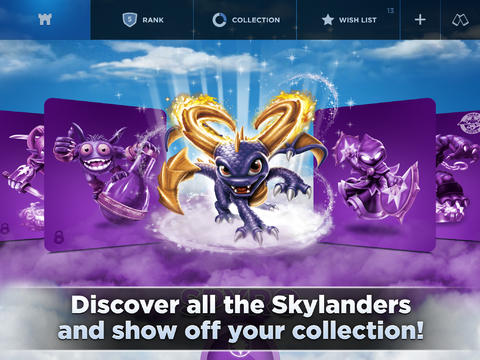 Activision Unlocks Skylanders Collection Vault App For iPhone And iPad