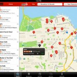 Yelp for iPad 1