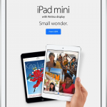 The Apple Store app for iPad