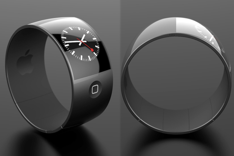 iWatch concept, Esben Oxholm