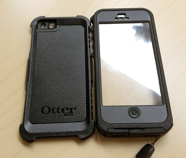 ... Preserver Series Is A Near Perfect Waterproof Case For The iPhone 5