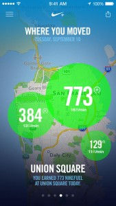 Nike+ Move by Nike, Inc. screenshot