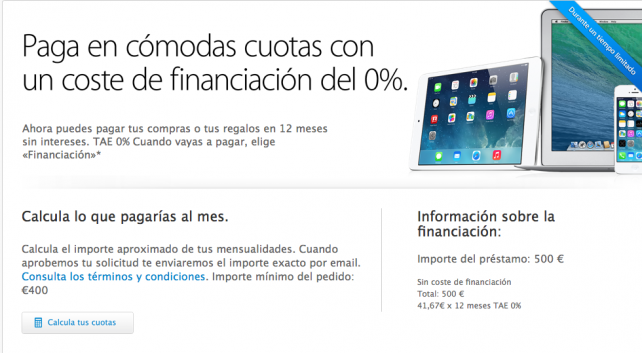 Apple Is Offering Special Financial Options In European Stores Through Jan. 10
